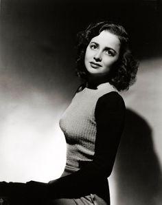 Olivia de Havilland, por George Hurrell, 1938