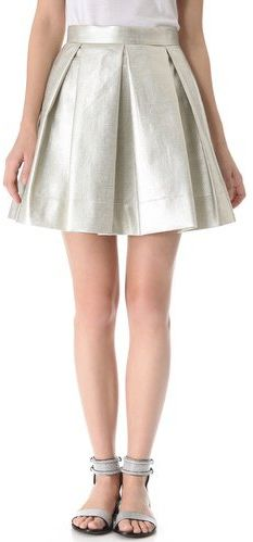 #shopbop.com              #Skirt                    #Robert #Rodriguez #Raffia #Pleat #Skirt #SHOPBOP   Robert Rodriguez Raffia Box Pleat Skirt | SHOPBOP                             http://www.seapai.com/product.aspx?PID=600685