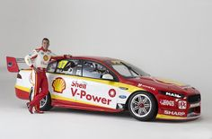 DJR Team Penske has uncovered the launch livery of its twin Ford attack on the 2017 Virgin Australia Supercars Championship at a lavish unveiling at Melbourne's Etihad Stadium Police Cars, Race Cars, Martin Car, Aussie Muscle Cars, V8 Supercars, First Time Driver, Ford V8, Australian Cars, Best Car Insurance