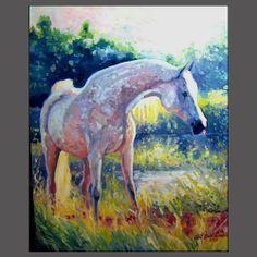 Horse Art by Gill Bustamante