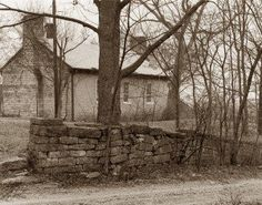 """""""In the year 1789 – Moses is ready to start on the stone cottage – He will go to the quarry up the road."""" – From the journal of Phebe Evans Tyler as interpreted by Sallie Cheatham Smith #tbt Blackacre State Nature Preserve And Historic Homestead"""