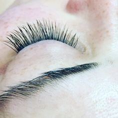 Lash extensions by wink