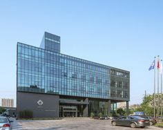 Gallery - Yinzhou City Investment Office Building Renovation / DC ALLIANCE - 5