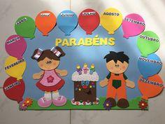 Birthday Chart Classroom, Birthday Bulletin, Birthday Charts, Birthday Board, Classroom Displays, Classroom Decor, School Board Decoration, Classroom Quotes, Decorate Notebook