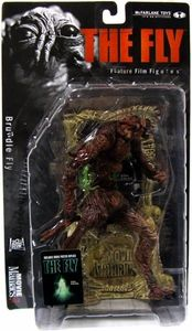McFarlane Toys Movie Maniacs Series 3 Action Figure The Fly: Brundle Fly