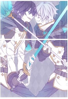 After the Rain quest Anime Chibi, Kawaii Anime, Gato Anime, Chibi Boy, Cute Anime Boy, Cute Anime Couples, Yandere, Manga Art, Anime Art