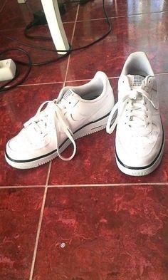 Nike air star white. Gr. 40 . Kaum getragen