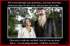 duck dynasty wedding | BB4SP: The World Needs More Phil & Kay...
