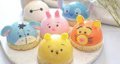 Disney Desserts, Cute Desserts, Disney Food, Delicious Desserts, Mini Cakes, Cupcake Cakes, Chocolate Dome, White Chocolate, Comida Disney