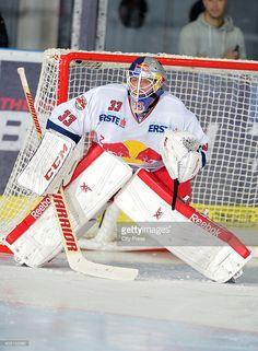 Luka Gracnar of EC Red Bull Salzburg during the action shot on august 16, 2014 in Salzburg, Germany.
