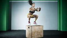 12 Step Box Exercise for A Full Body Workout
