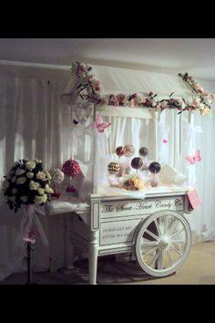 carrito de chuches para boda #innovias