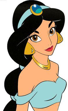 Jazmin y Aladdin