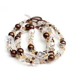 Twisted Elegance Bracelet: jewelry & beading
