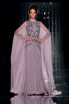 Abed Mahfouz - Haute Couture Collection Fall - Winter 2011 - 2012