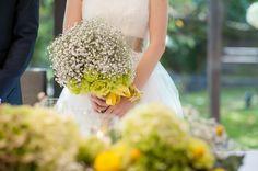 Wedding Bouquets/かすみ草ブーケ