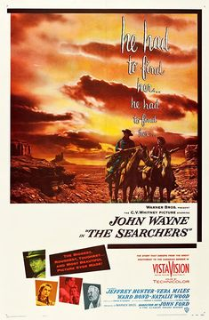 The Stinking Pause: Episode 149 - The Searchers (1956) Jeffrey Hunter, Glass Onion, The Quiet Man, John Wayne Movies, The Searchers, Battle Scars, High Noon, Movies Worth Watching, Great Western
