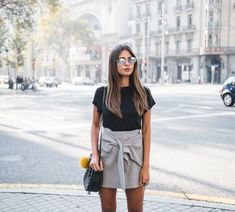 outfit / outfit of the day / tenue du jour / street look / urban street wear / girl / fashion