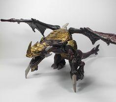Mega Bloks Dragon Action Figure (2)