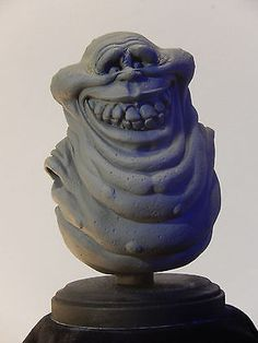Ghostbusters 2 Orig. Prod. Artifact: 'Slimer' Design Sculpt Maquette.