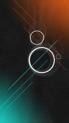 Abstract rings and lines - High quality htc one wallpapers and abstract backgrounds designed by the best and creative artists in the world.