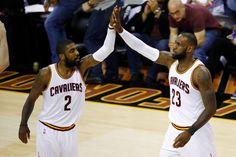LeBron James fue 'devastada' por Kyrie Irving de comercio de la solicitud de los Cavaliers