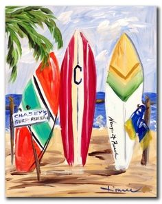 Surf Boards- Personalize it!