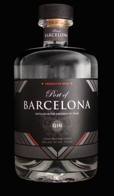 Spain # Port of Barcelona # Gin # Gin of the World #