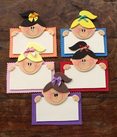 toys - Reciclagem divertida e artesanato: carinhas Kids Crafts, Foam Crafts, Preschool Crafts, Diy And Crafts, Arts And Crafts, Paper Crafts, Origami Fashion, Class Decoration, Art N Craft