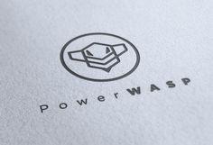 Logo PowerWASP on Behance