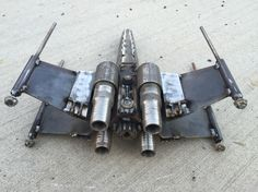 Metal art T65- X-Wing Starfighter