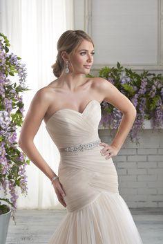 606 from our Bonny Bridal Collection Bonny Bridal Wedding Dresses 5cf54ab50e0b