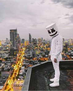 City with Marshmello Dope Wallpapers, Gaming Wallpapers, Edm Music, Dance Music, Dj Alan Walker, Marshmallow Pictures, Marshmello Wallpapers, Marshmello Dj, Dj Electro