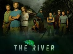 The River (Season-1) (8-Episodes) (2012)