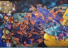 Výsledek obrázku pro tapety graffiti style