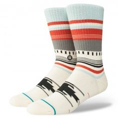 Stance Cruz Socks - Natural