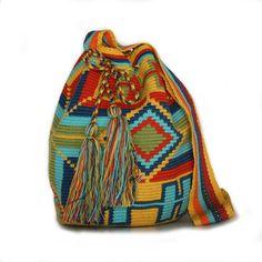 Bolso guajiro - Wayuu Mochila Bag