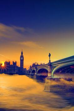 Londýn <3