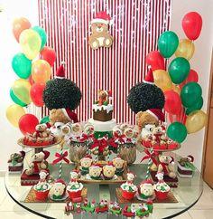 Kids Birthday Snacks, Christmas Party Snacks, School Christmas Party, Carnival Birthday Parties, Christmas Party Decorations, Birthday Party Decorations, Elegant Party Decorations, Butterfly Garden Party, Birthday Centerpieces