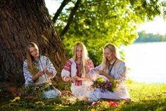славянские чаровницы
