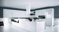 Modern White Kitchen Cabinet Ideas modern kitchen ultra : ultra contemporary kitchen design kitchens