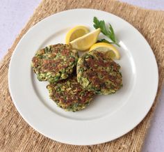 Healthy Quinoa Zucchini Fritters  Author: Almonds & Avocados  Prep time:  20 mins  Cook time:  10 mins  Total time:  30 mins    Serves: 2       Ingredients        2 zucchinis, grated      ½ tsp. sea salt      2 green onions, minced      1 clove garlic, minced      1 tsp. lemon zest      ¼ cup chopped fresh parsley      ¼ cup chopped fresh dill (or ½ tsp. dried)      ¼ cup quinoa flour      1 Tbs. ground flaxseed      salt and pepper, to taste      1 Tbs. coconut oil