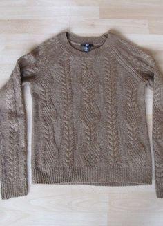 Kupuj mé předměty na #vinted http://www.vinted.cz/damske-obleceni/svetry/14151858-hnedy-svetr-hm