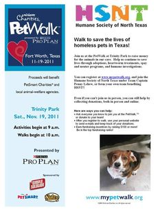 The Humane Society of North Texas.