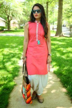 Indian Outfit, Salwar Kameez, Kurti, Tanvii.com