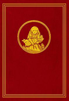 Alice's Adventures in Wonderland (1866 Original 1st Edition Paperback Cover)