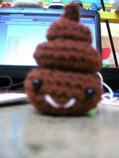 Hobby Blog: Crochet Poop