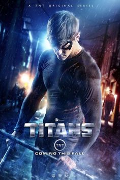 Proud to share my newest collaboration with the talented photographer Mark Edwards, concept poster for the new TNT live action Teen Titans show being cr. TNT TITANS by Ryan Crain Design Teen Titans Go, Nightwing, Beast Boy, Dc Comics Superheroes, Marvel Dc Comics, Blue Bloods, Dc Universe, Series Dc, Supernatural
