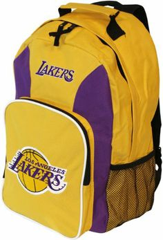 Los Angeles Lakers Backpack Southpaw,