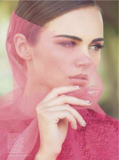 the secret garden: xenia deli by john russo for harper's bazaar arabia september 2012